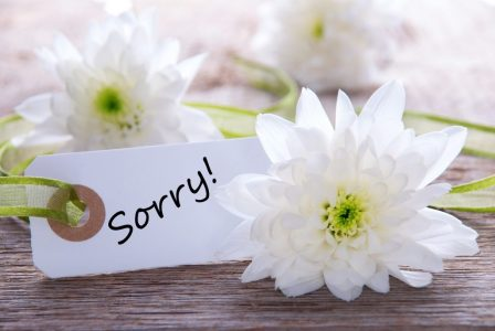How to Offer an Authentic Apology