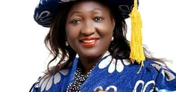 Prof. Florence Obi, first female vice chancellor of university of calabar