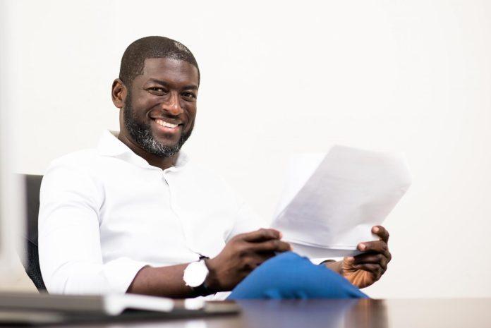 Meet Kevin Okyere