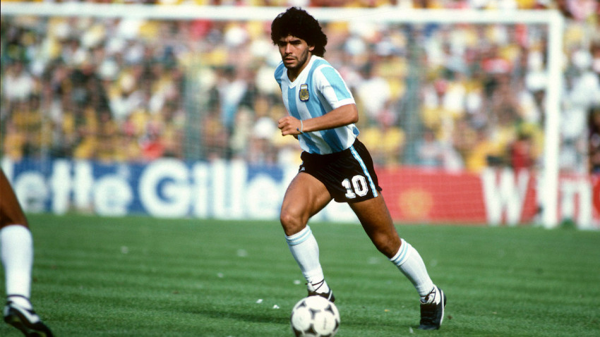Argentine football legend Diego Maradona has passed away at the age of 60 after suffering a heart attack.
