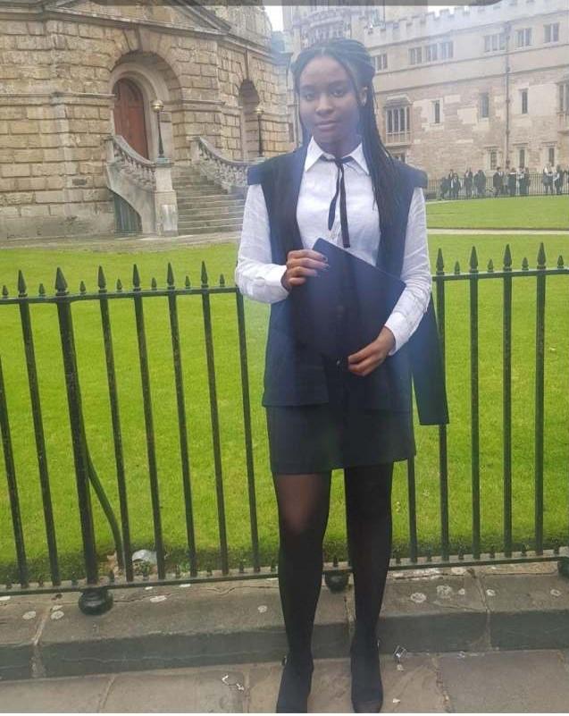 Meet Amarachi Nwamba: Nigerian who got scholarship offers from Oxford, UCL, Birmingham universities