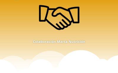 Colaboración Marta castillo nutrición
