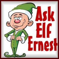 What do elves like to eat at Christmas?