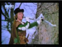 My favourite part of the movie X-D The prince and his mates run away from their study master and fool around in the woods