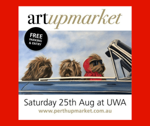 Perth Upmarket 25th August 2-18