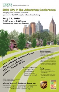 City in the Arboretum Conference