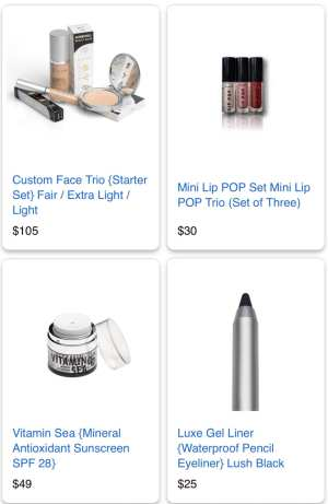 Affordable Non-Toxic Makeup