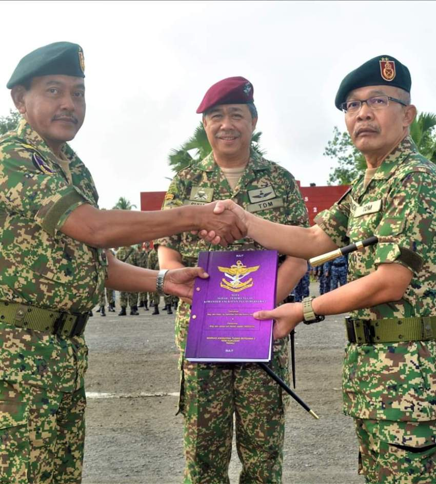 MY Military Times | Daily news from the Malaysian Armed