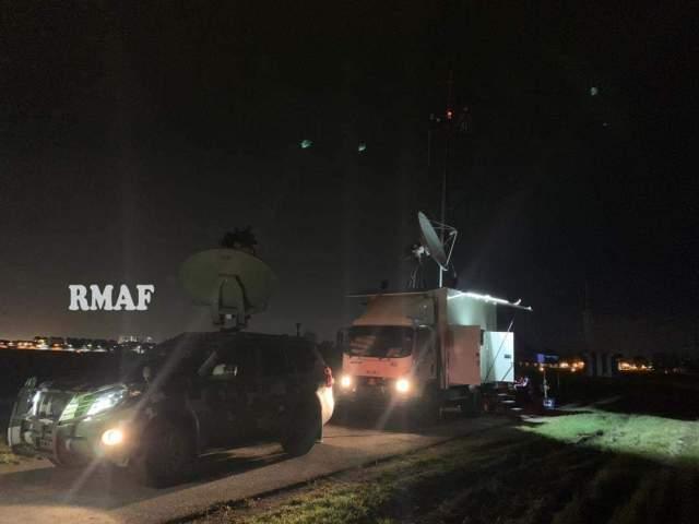 MRTES (Mobile Radar Threat Emitter Simulator)