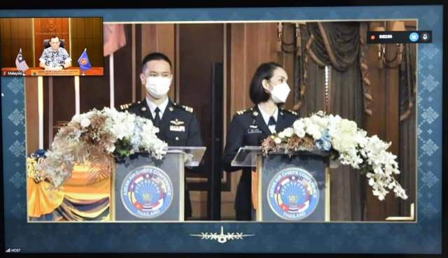 The ASEAN Air Chief Conference (AACC)