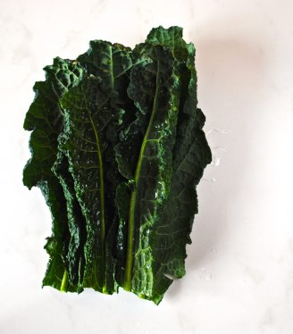 Refresh Wilted Greens