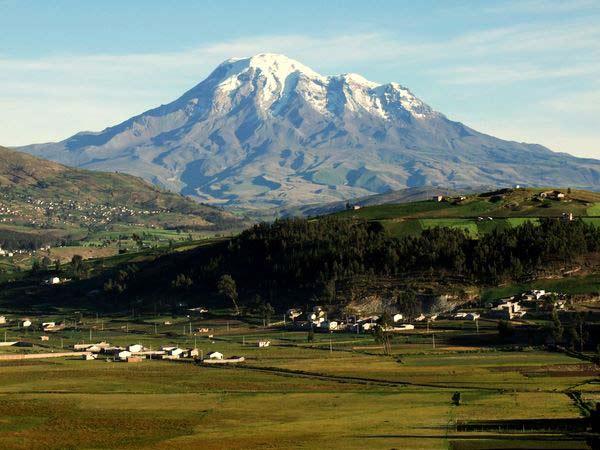Chimborazo στο Εκουαδόρ