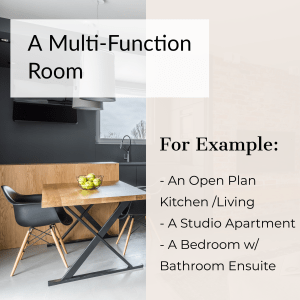 Multi-functional Room