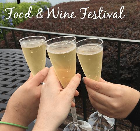 Epcot Food & Wine Festival!