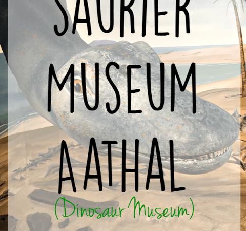 Zurich Kids: Aathal Dinosaur Museum