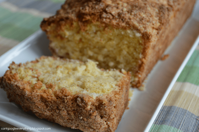 French Style Yogurt Cake