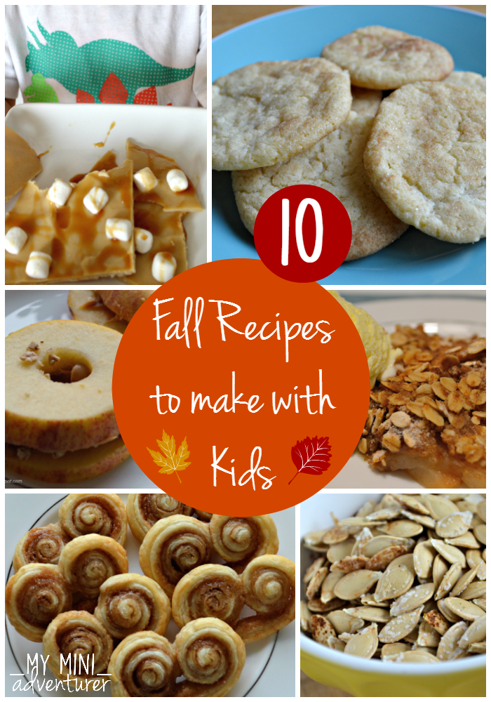 10-fall-recipes-to-make-with-kids