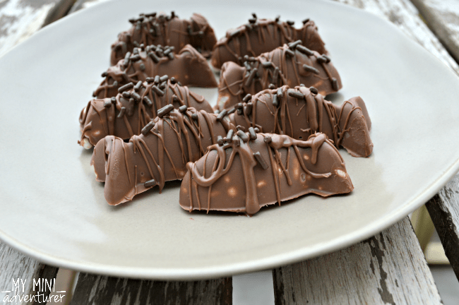 Homemade Chocolate Candy