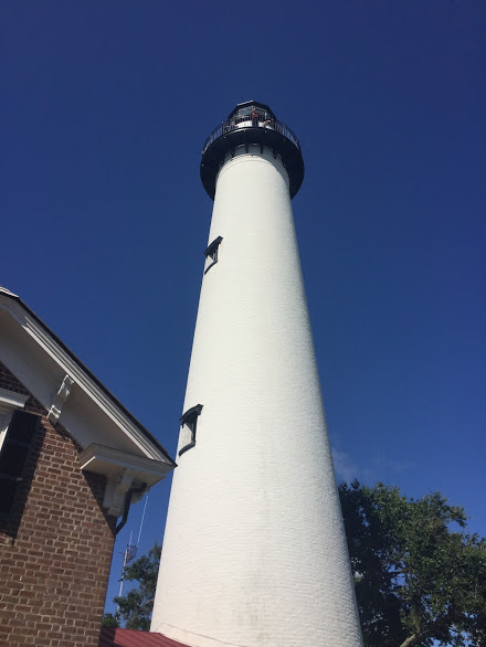 saint simons light house