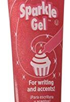 Wilton 704-9998X Pink Sparkle Gel Icing Dispenser