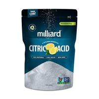Milliard Citric Acid 2 Pound - 100% Pure Food Grade (2 Pound)