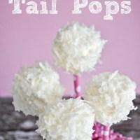 Bunny Tails Marshmallow Pops Recipe