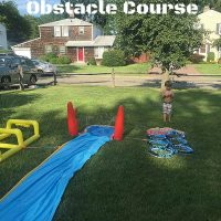 The Aqua Blast Obstacle Course—Plus, More Amazing Water-Play Activities