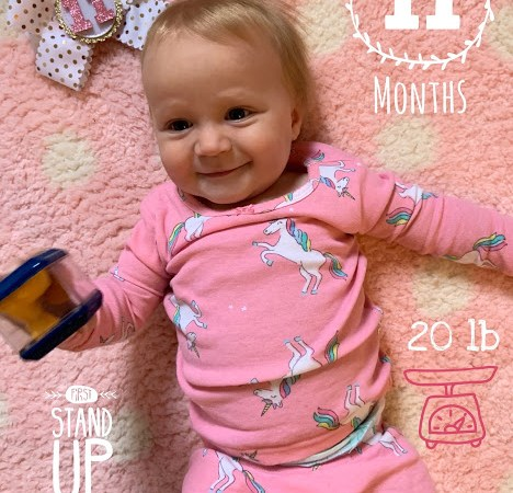 Rileys is 11 Months Old!