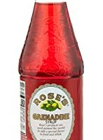 Rose's Grenadine, 12 oz