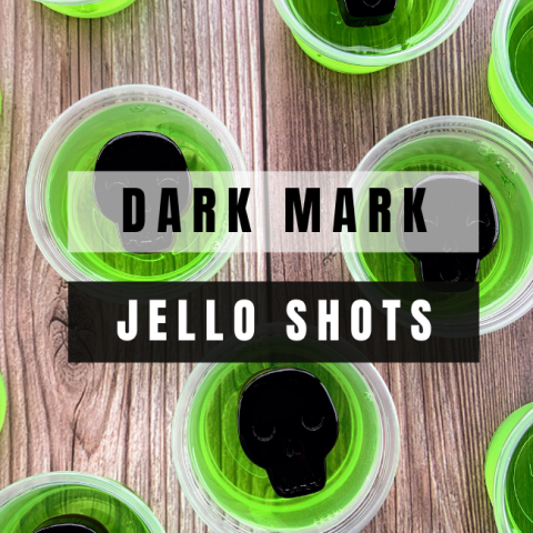 Dark Mark Jello Shots