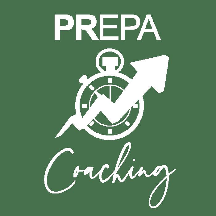 Logo Mono Prepa Coaching