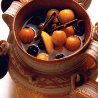 Las Posadas, contraband fruit and warm Mexican Christmas Punch  (w/recipe)