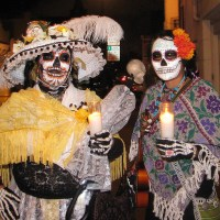 Day of the Dead in SF's Mission district: gentrification, cultural appropriation and politics
