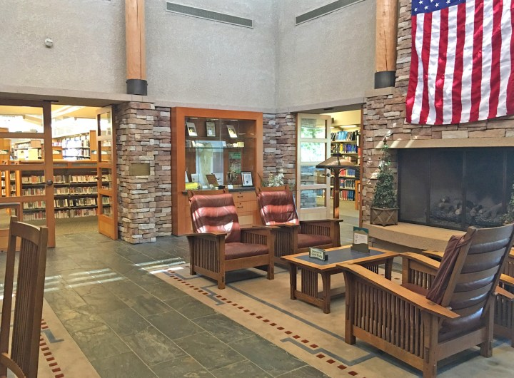 Community for all to Enjoy Heritage Room at the Mission Viejo Library