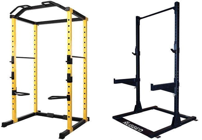 full rack vs half rack which one is
