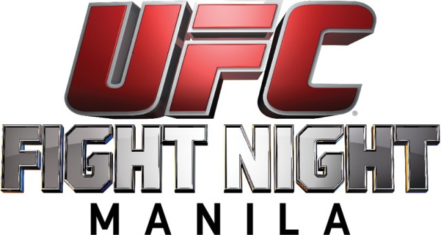 UFC announces first event in Manila