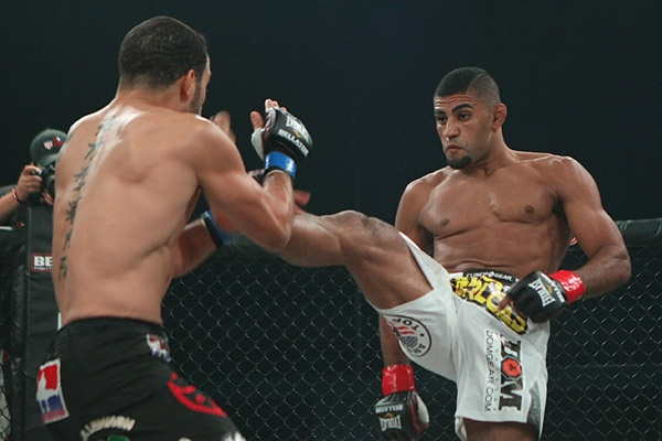 Bellator MMA Welterweight World Champion Douglas Lima meets Russian knockout artist Andrey Koreshkov on July 17 at Mohegan Sun Arena