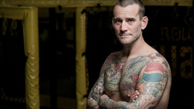 CM Punk Is Too Nice: The Former WWE Star Trains for His UFC Debut