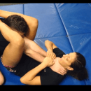 Technique of the Week – Gina Begley Fends Off Rape Choke