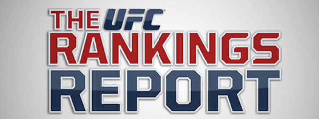 UFC Rankings Update:  Rousey back in P4P list, Anderson Silva ranked, Rothwell & Rivera move up