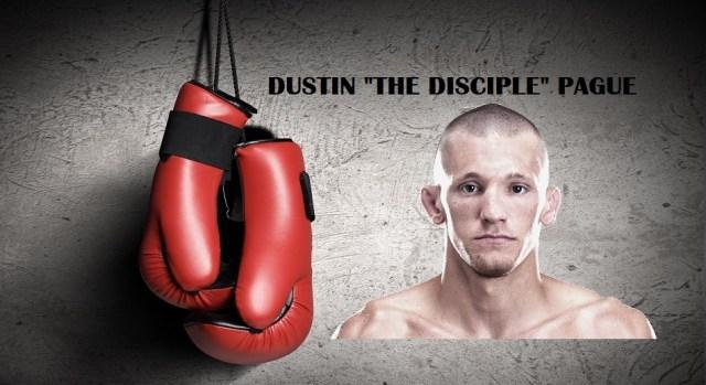 """The Disciple"" Dustin Pague Discusses Boxing Debut"