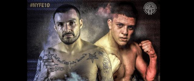 "Carroll's Corner MMA Podcast Ep13: Sam ""The Marine"" Hoenig of ATT Whitestone Joined us Live"