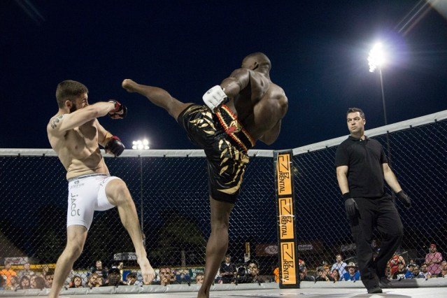 Amateur MMA Profile: Alton Cunningham – Just a Kid With a Dream