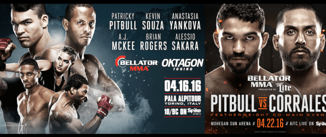 """The 'Pitbull Brothers"""" Receive New Opponents at Bellator 152 & Bellator 153"""
