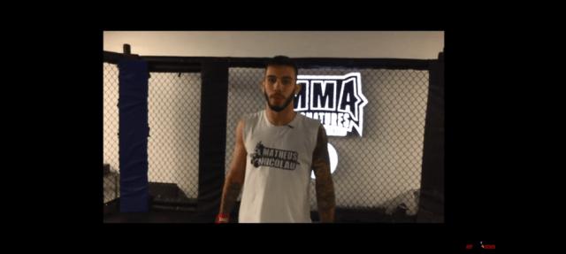 Matheus Nicolau talks TUF 4 Brasil and next UFC fight
