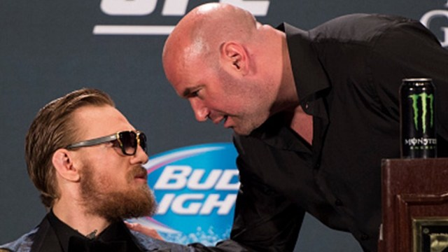 Dana White pulls Conor McGregor from UFC 200 card