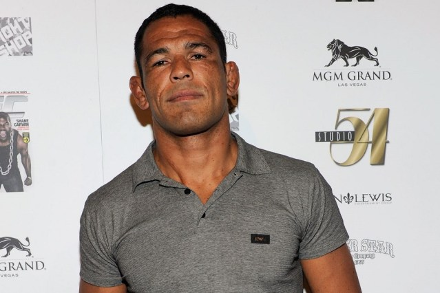 Minotauro Nogueira Headlines UFC Hall of Fame Class of 2016