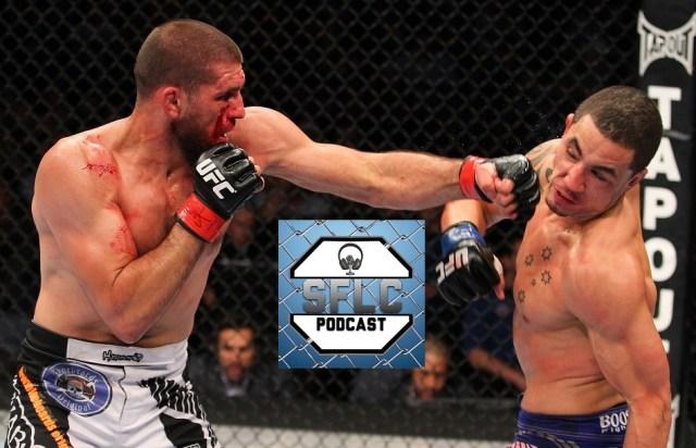SFLC Podcast:  Court McGee details struggle of addiction, road to UFC