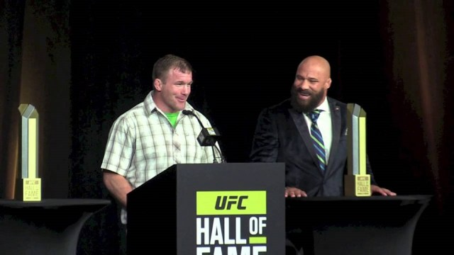 New class to be inducted into UFC Hall of Fame, July 10