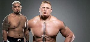 Mark Hunt on Brock Lesnar
